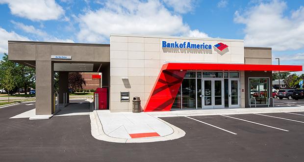 bank of america timings tomorrow