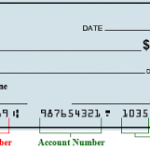 How To Find Chase Bank Routing Number Louisiana