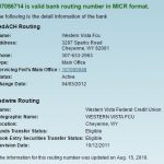 Federal Reserve Routing Numbers {Search, List, Directory}