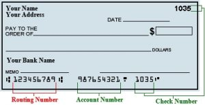 TD Bank Routing Number Miami Florida