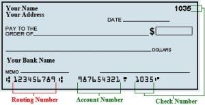 TD Bank Routing Number Miami Florida