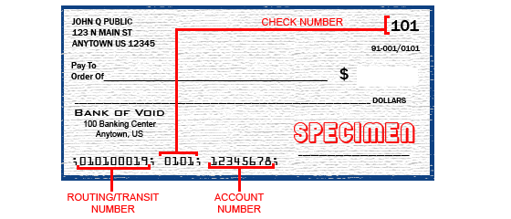 PNC Bank NJ Routing Number