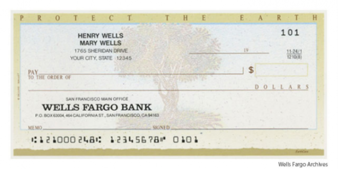 Wells Fargo California Routing Number