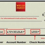 Can I Get My Wells Fargo Routing Number SC Online