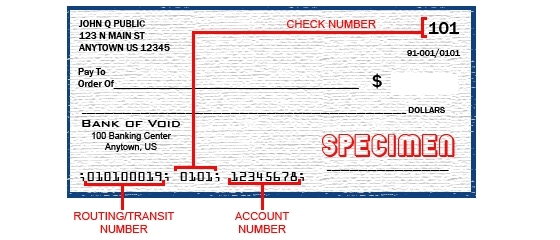 Routing Number For PNC Bank