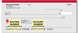 Santander Bank Routing Number