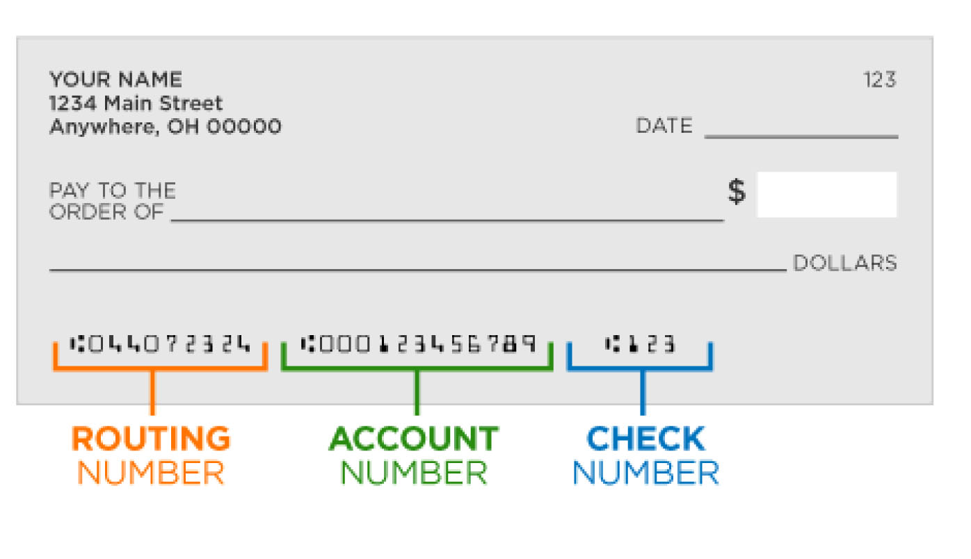 where to find a huntington bank routing number | bank routing number
