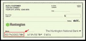 How Many Digits is a Huntington Bank Account Number?